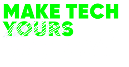Make Tech Yours Logo